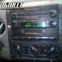 2004 Ford F250 Lariat Radio Wiring Diagram Sbc 350 How To F150 Stereo My Pro Street