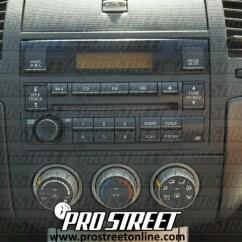 2006 Nissan 350z Stereo Wiring Diagram 2001 Yamaha Warrior Stator How To Altima - My Pro Street