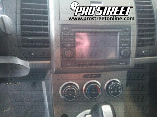 nissan sentra wiring diagram 2016 tekonsha p2 stereo my pro street 2010