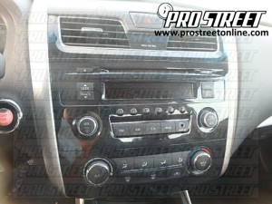 How To Nissan Altima Stereo Wiring Diagram  My Pro Street