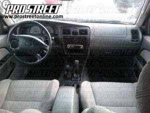 Toyota 4Runner Stereo Wiring Diagram  My Pro Street