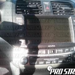 2016 Honda Civic Radio Wiring Diagram 6 Pin Round Trailer How To Acura Tsx Stereo My Pro Street 2006