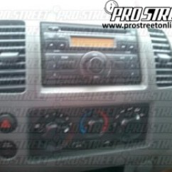 2002 Nissan Frontier Radio Wiring Diagram Electrolux Double Door Refrigerator How To Stereo My Pro Street 2010