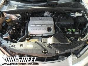 How To Test your Lexus RX330 MAF Sensor  My Pro Street