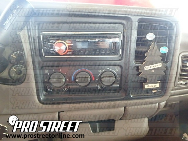 2001 gmc sierra trailer wiring diagram 79 trans am dash 2005 factory radio great installation of how to stereo my pro street rh prostreetonline com truck