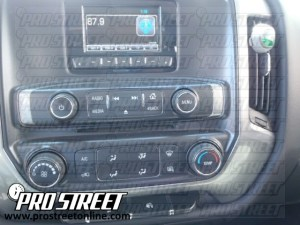 How To GMC Sierra Stereo Wiring Diagram  My Pro Street