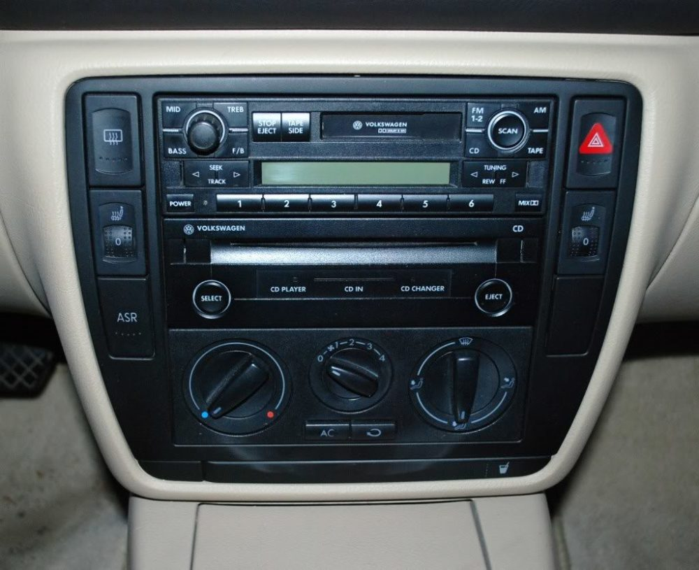 medium resolution of 2001 vw passat radio wiring diagram