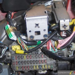 98 Integra Alarm Wiring Diagram Panel Box How To Honda Civic Car My Pro Street Constant 12v Wire White This Is Located In The Steering Column You Can Also Tap Into From Ignition Switch Should Desire