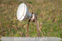 Industrial Metal Lights