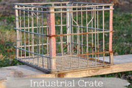 Industrial Crate Box