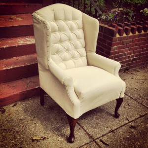 vintage  chair for rent
