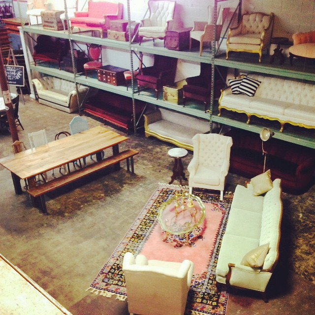 We're still getting moved in to our new warehouse but it's coming together!  Come see us as we get settled in!! #adccreative #dcweddings #vintagerentals #vintage #vaweddings #industrial #soexcited!!!