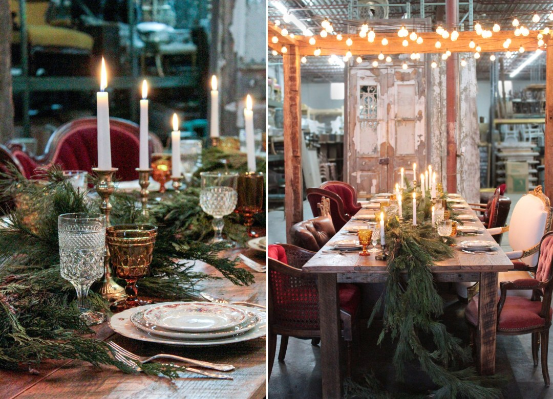 Farm Table Christmas Warehouse