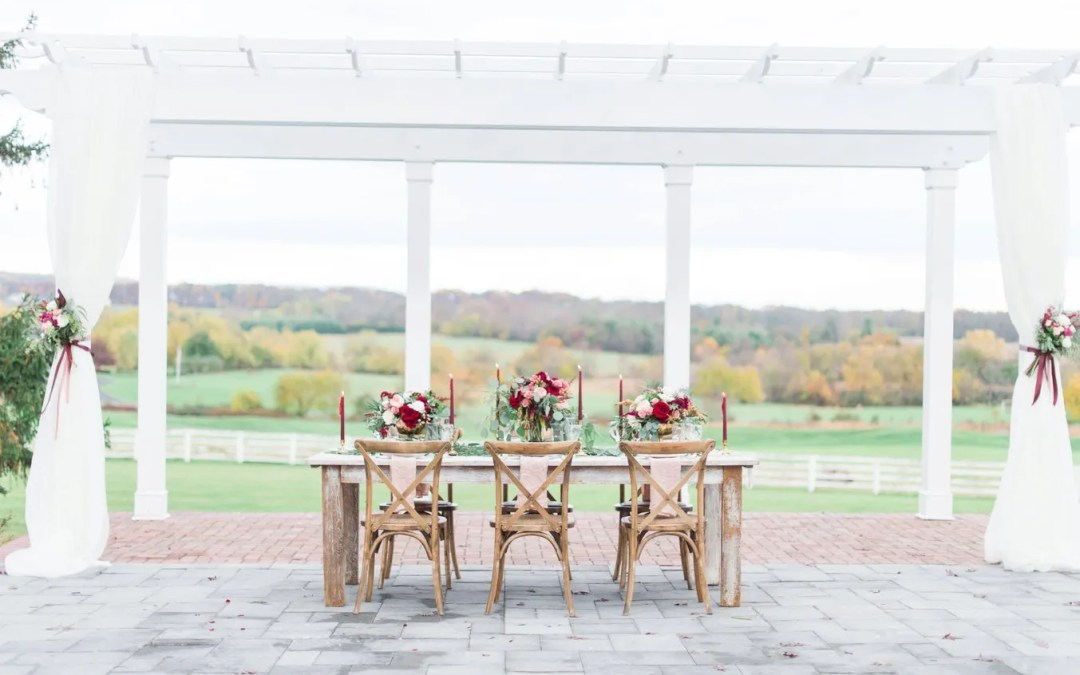 A Pop of Pink, Leesburg VA || Raspberry Plain Manor