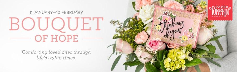 Bouquet of Hope by Paper Pumpkin