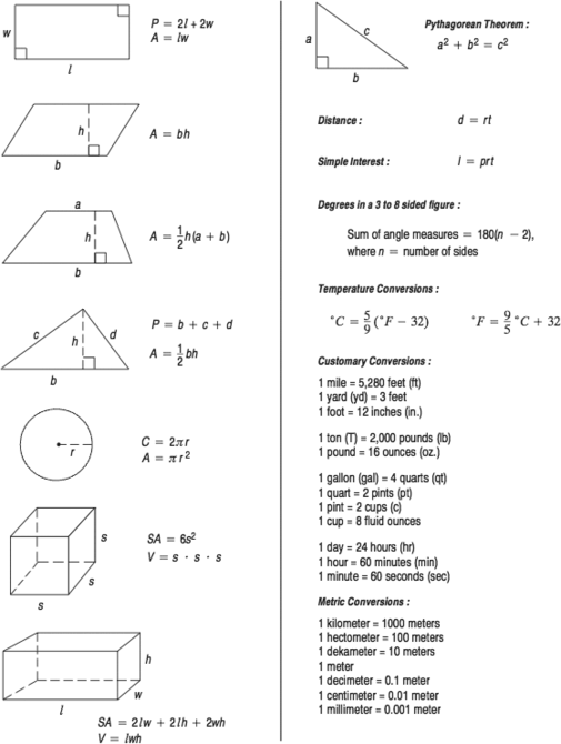 3rd Grade Pssa Math Practice Worksheets  Pssa Math
