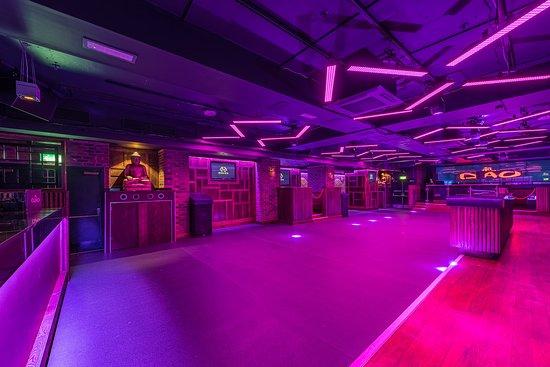 Led Light Bar Dj