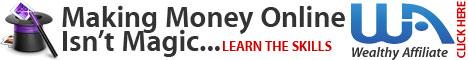 Affiliate Marketing: Wealthy Affiliate