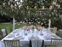 Set Outdoor Table