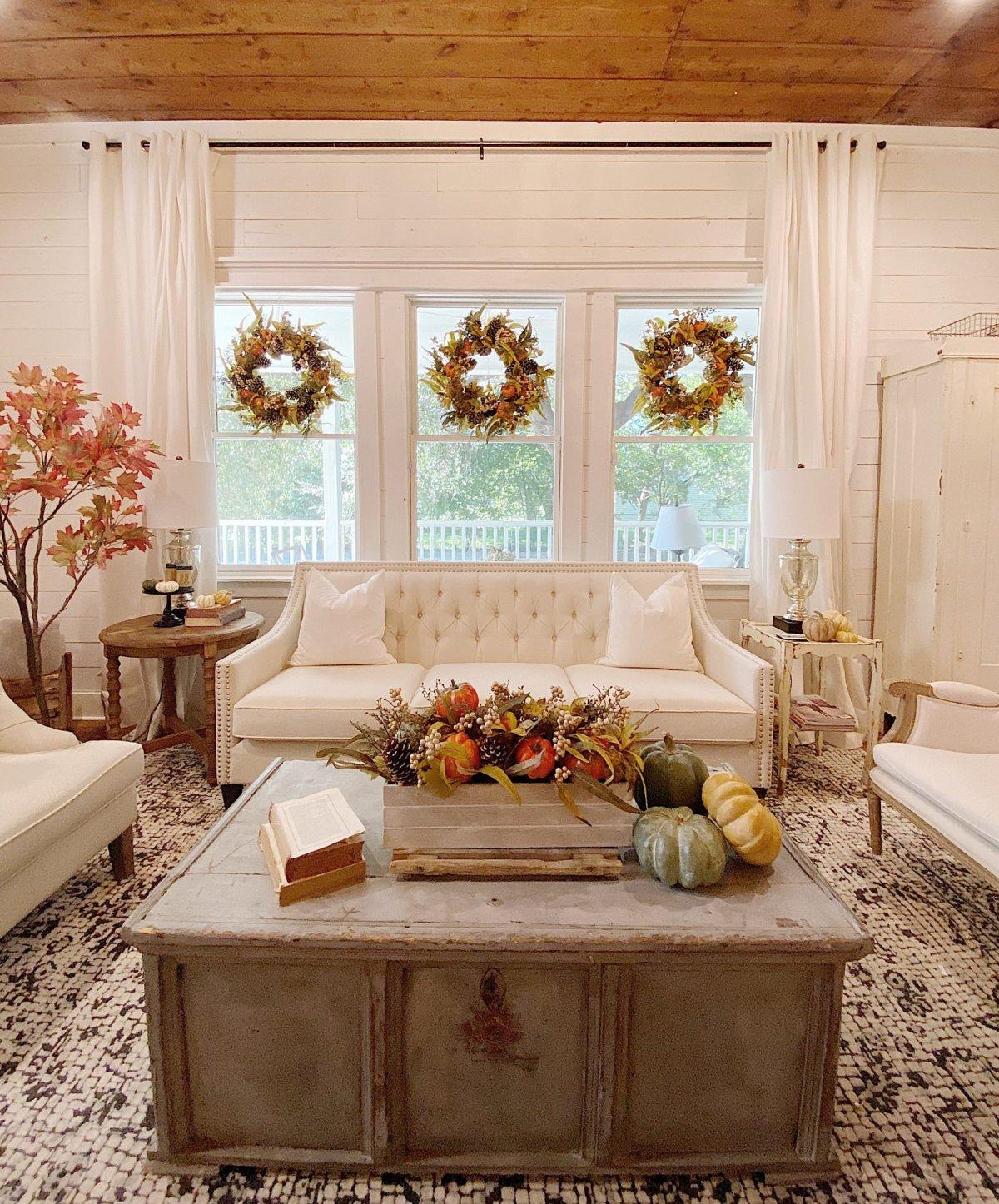 Waco Home New Fall Decor