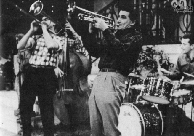 """KENNY BALL and his JAZZMEN have been one of the few groups to top both British and American charts, and his transatlantic hit 'Midnight in Moscow' was an early entry on the show. Each of KENNY's numbers since that time have been featured on """"T.Y.L.S."""""""