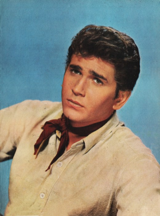 "Another young, and sometimes impetuous, man is Little Joe Cartwright (MICHAEL LANDON) of ""Bonanza"""