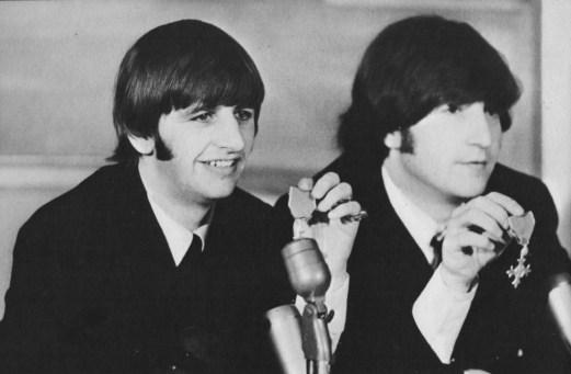 Ringo and John