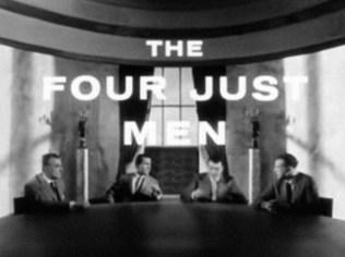 Four Just Men 1
