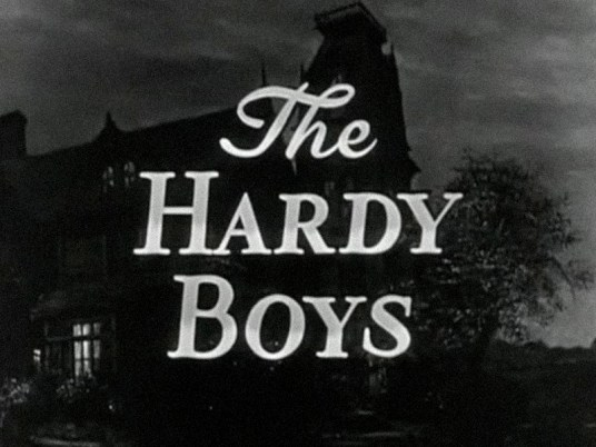 Hardy Boys 1