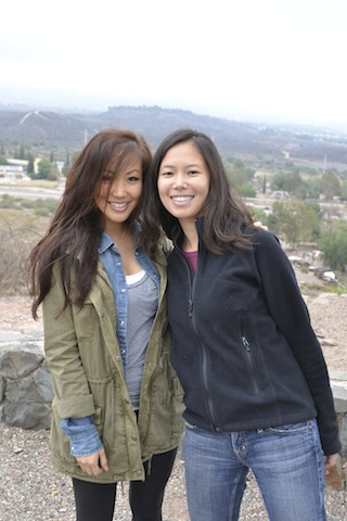 Sisters in Mendoza