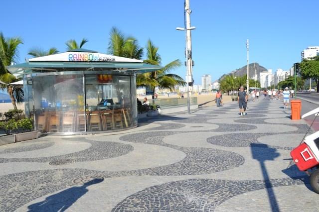 copacabana sidewalk