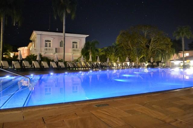 brazil hotel night