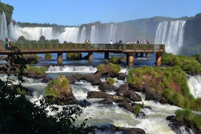 brazil walk way
