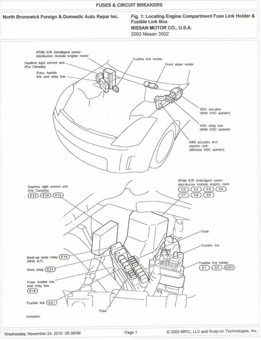 medium resolution of 350z fuse diagram nemetas aufgegabelt info 350z window fuse 350z fuse diagram