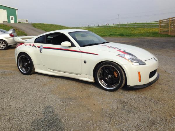 Nismo -tune Parts - Nissan 350z And