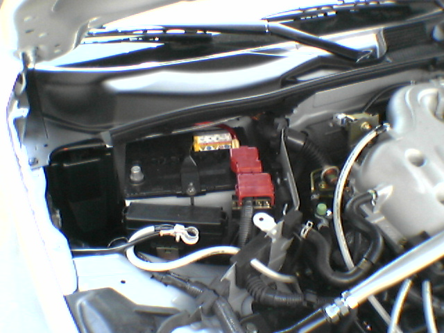 Amp Sub Wiring Diagram Run Power Wire From Battery Through Firewall My350z Com