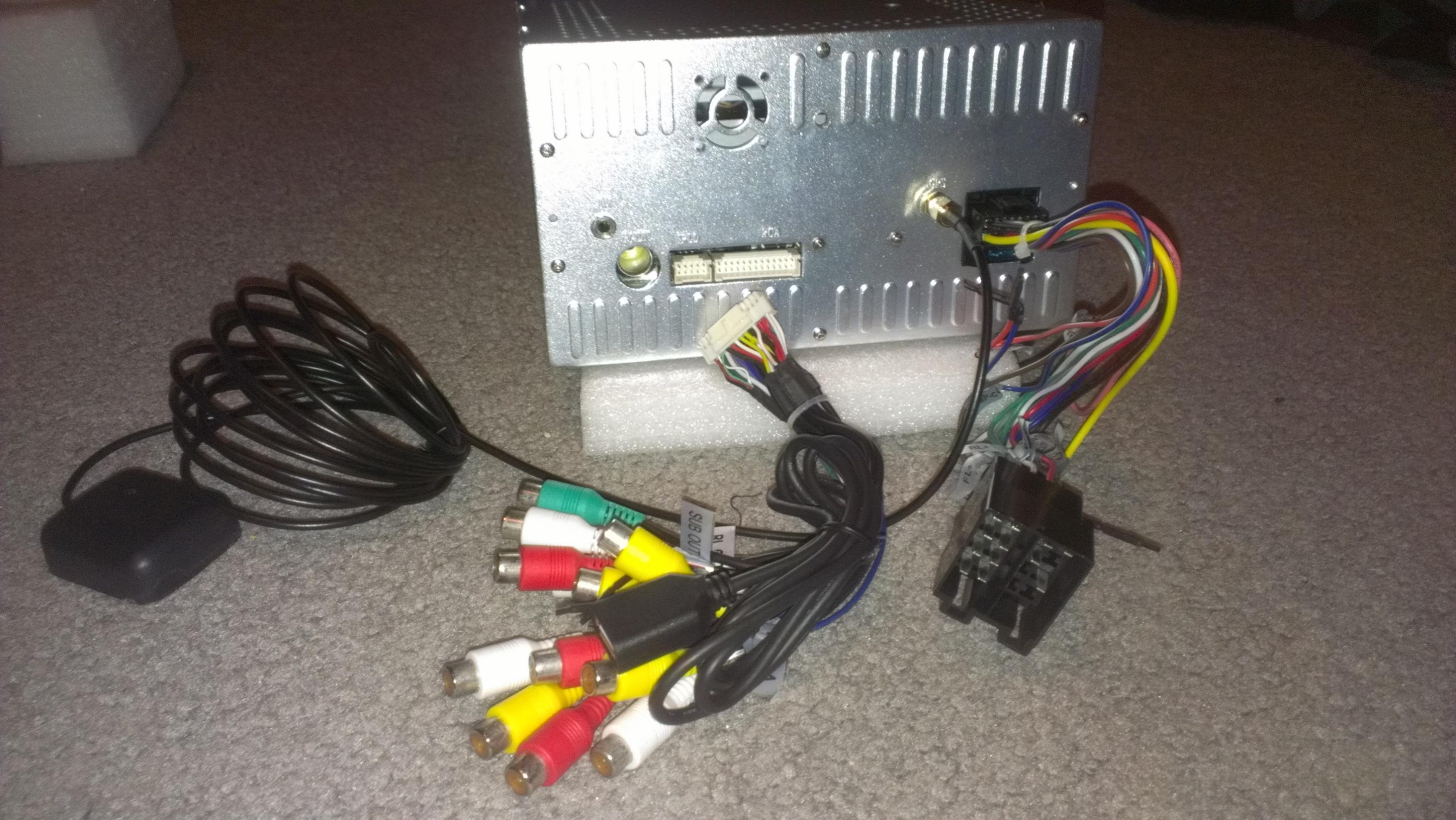 double din wiring harness wiring diagram general Electrical Wire Harness