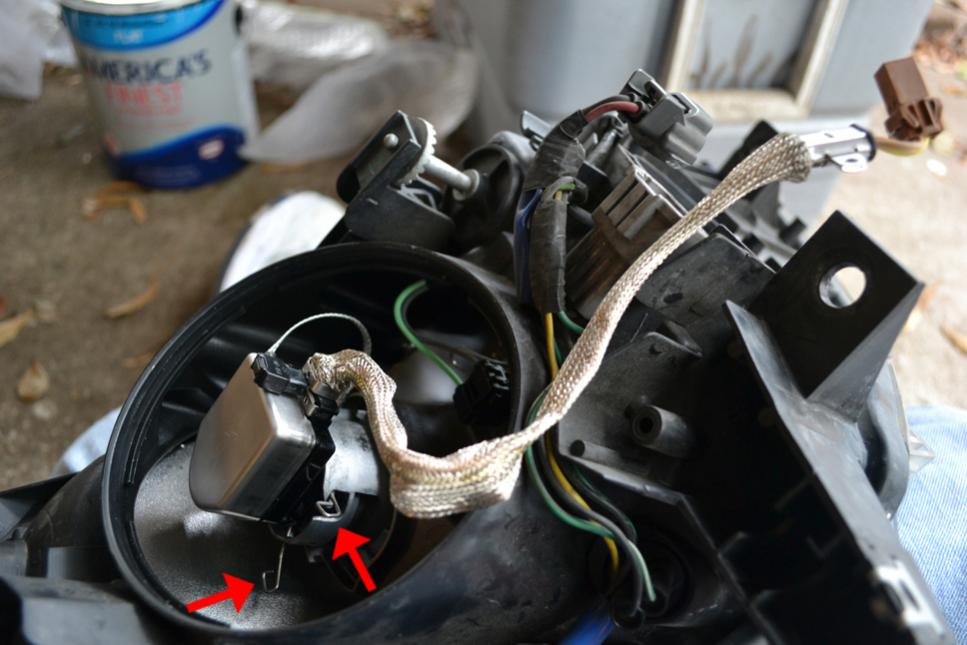 headlight bulb wiring diagram 1997 f150 diy: 350z 06 upgrade walkthrough - page 2 my350z.com nissan and 370z forum ...