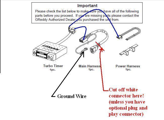 Blitz Dual Turbo Timer Wiring Diagram - Schematics Wiring Diagrams •