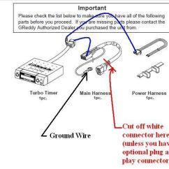Nissan 350z Audio Wiring Diagram 2006 Jeep Wrangler Stereo Turbo Timer Install Write Up - Page 3 My350z.com And 370z Forum Discussion