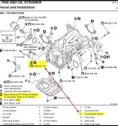 broken area around the oil pressure sensor help upper oil [ 1070 x 921 Pixel ]
