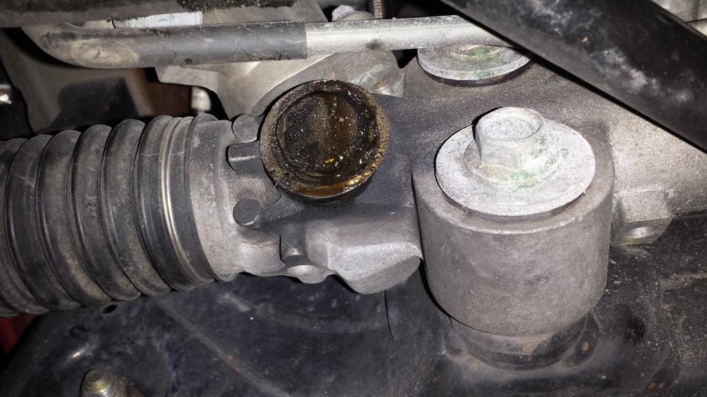 steering rack grease leak my350z com