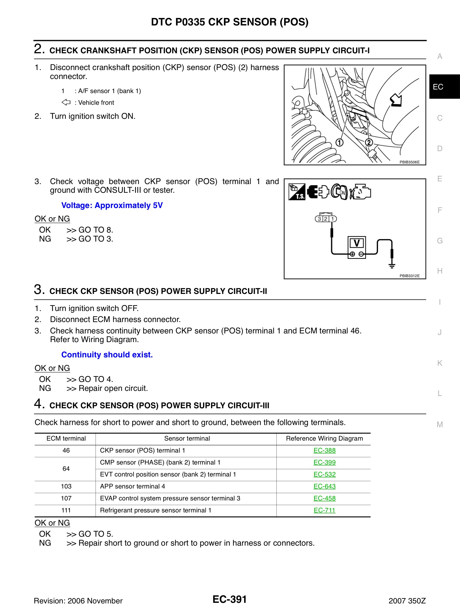 hight resolution of  350z crankshaft position sensor wiring basic guide wiring diagram u2022 97 intrepid crankshaft position sensor