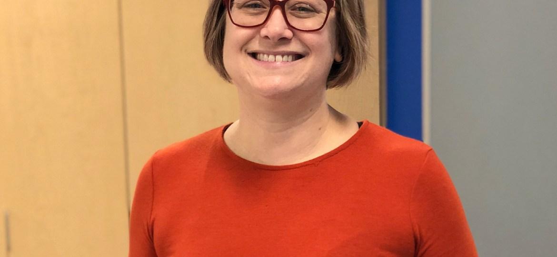 Teacher Spotlight: Joy Rhodes
