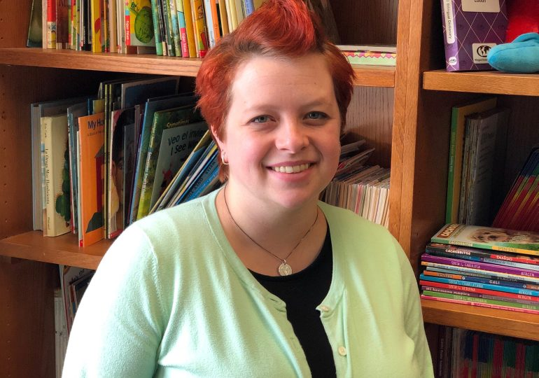 Teacher Spotlight: Jessica Hunt