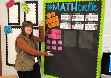 Teacher Spotlight: Lindy McCollam