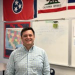 Teacher Spotlight: Chris Schaefer