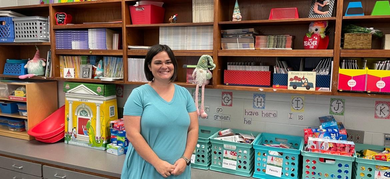 Teacher Spotlight: Kayla Ragsdale