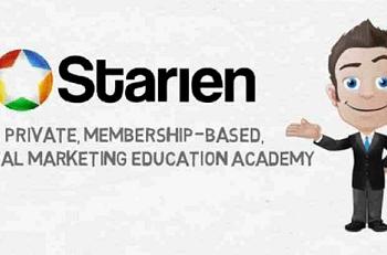 New Starien Marketing Academy Now Live