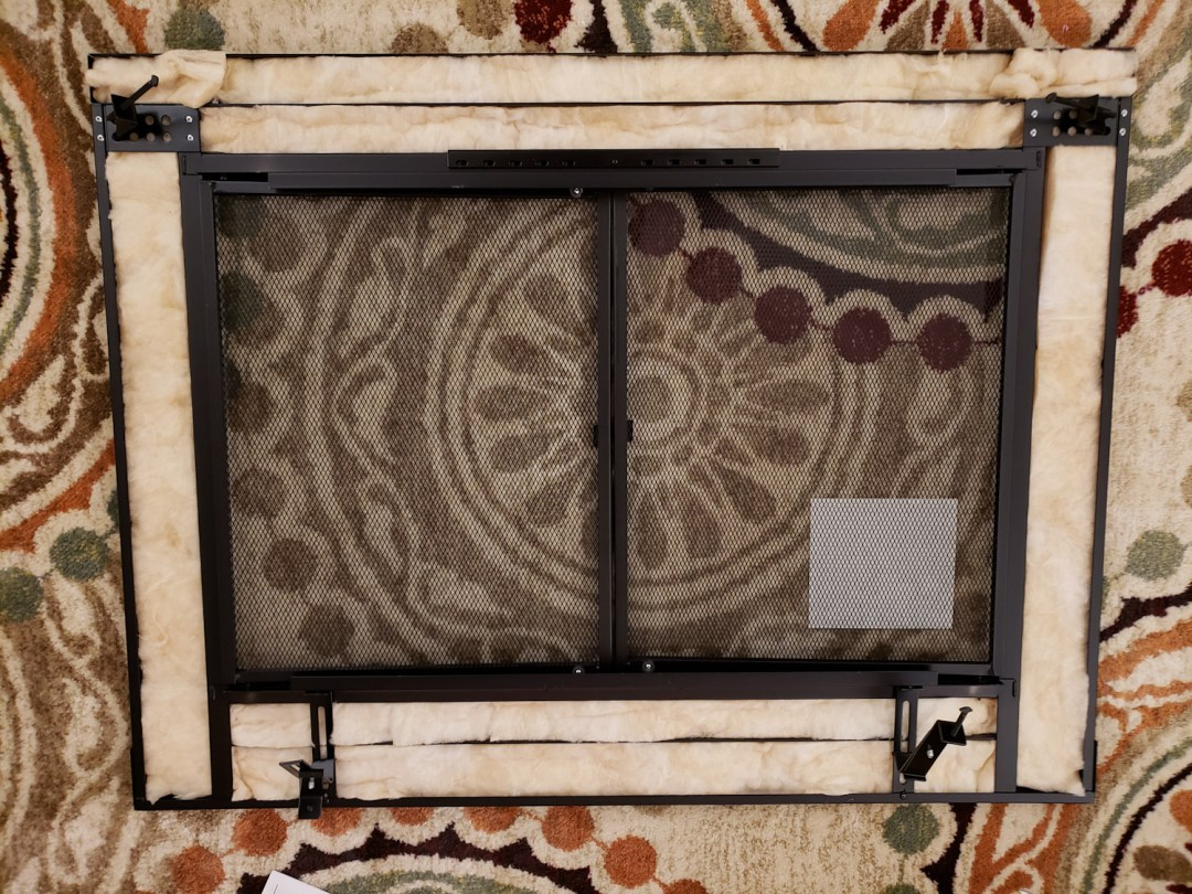 The Best Fireplace Door and Screen 4